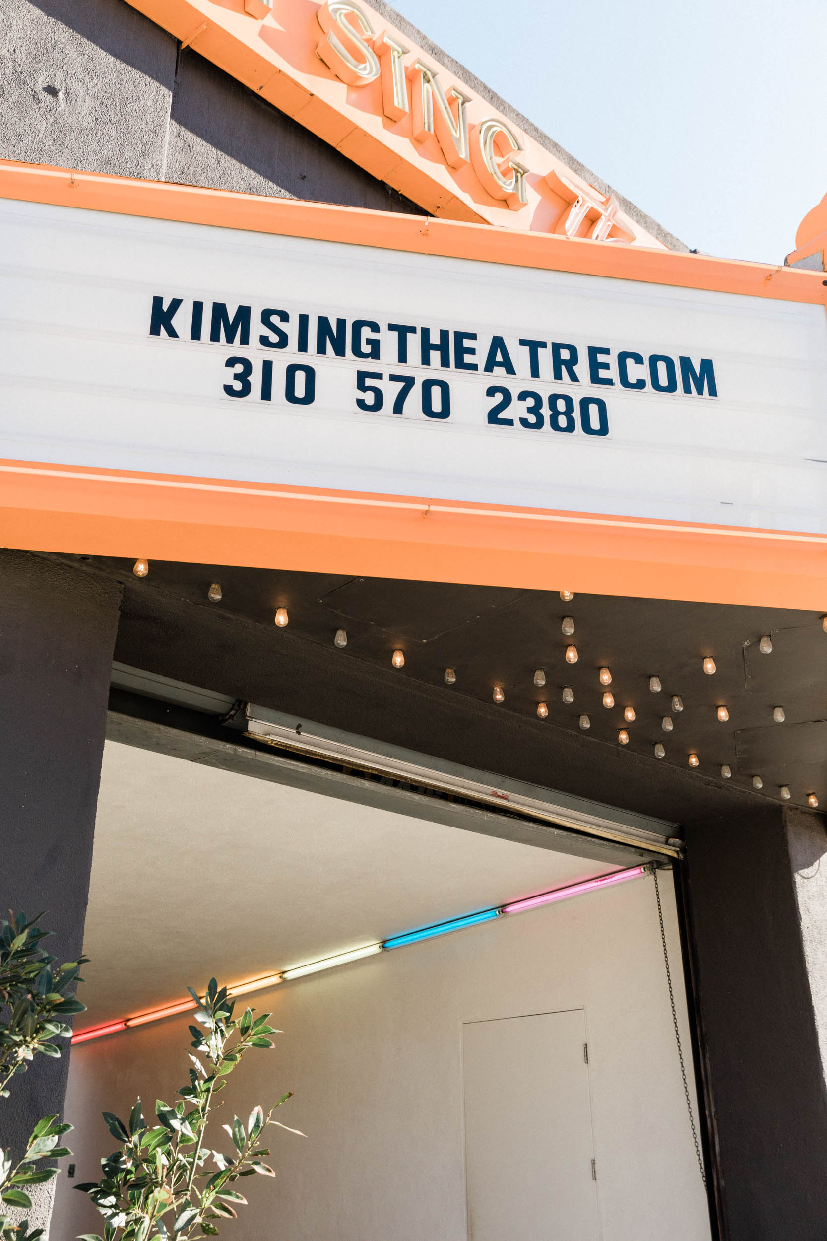 Kim Sing Theatre exterior