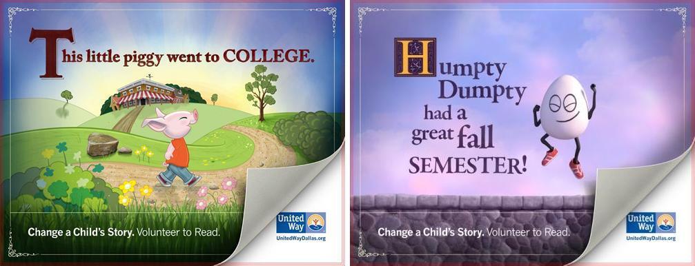 UW of Metropolitan Dallas - story book ad campaign.JPG