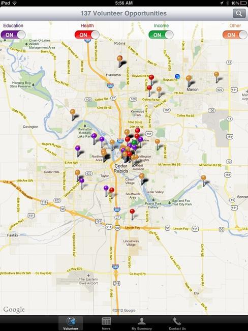 UW of East Central Iowa - volunteer app.JPG