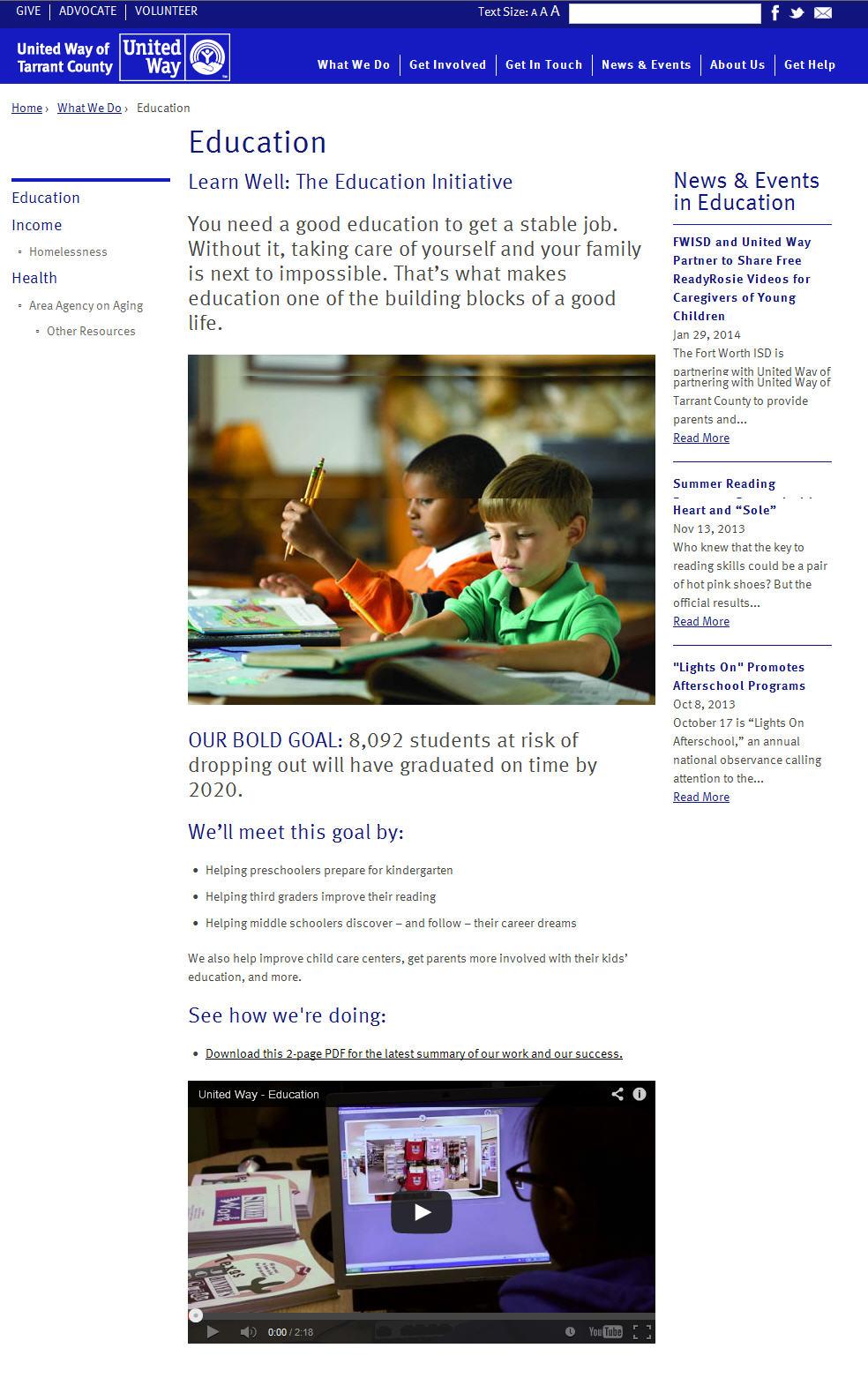 UW Tarrant County Education Web Page.jpg