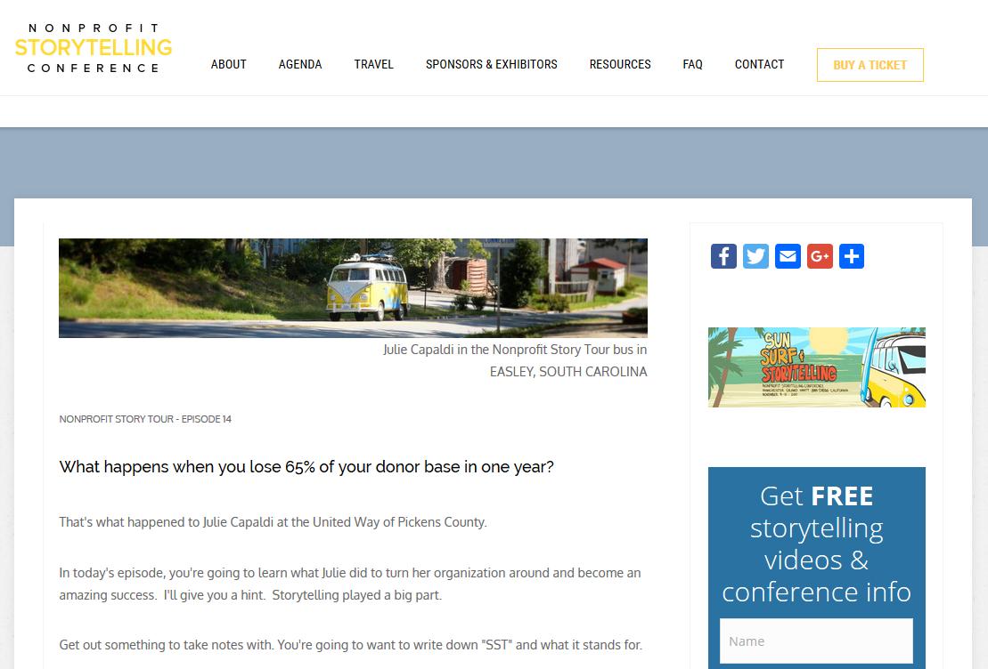 Nonprofit Storytelling Conference Website - Julie Capaldi Shares Her Story.png