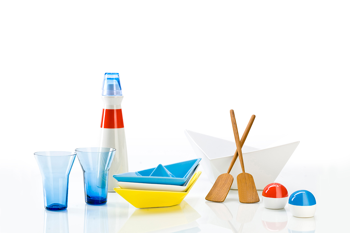 Boat Life tabletop collection (Form Us With Love)