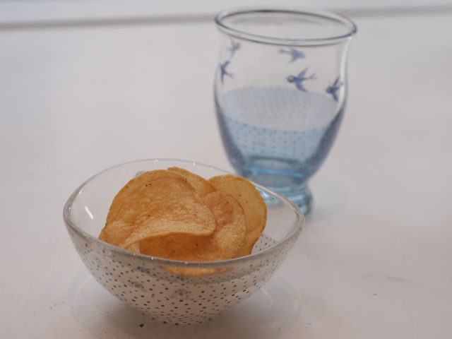 Nariko Matsuoka bowl and glass