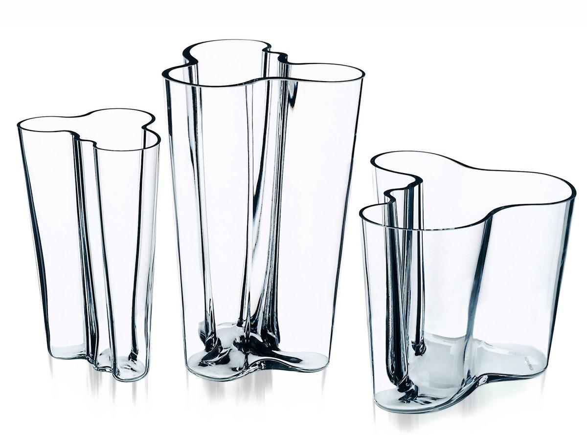 iittala alvar aalto clear glass vases.jpg
