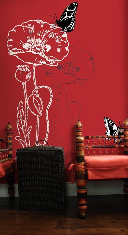 Red Poppy by Elli Popp