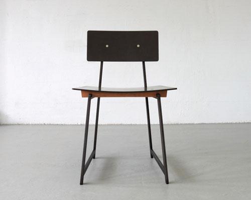 Tea Chair from Karkula