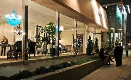 Erinn V Maison store in Beverly Hills, CA