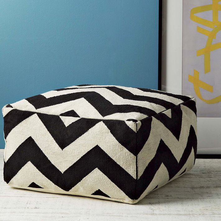 west-elm-zig-zag-floor-pouf-wedding-style-Design2Share.jpg