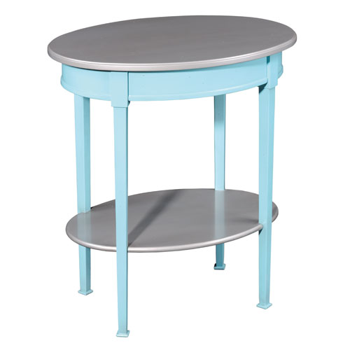 Directoire Oval Occasional Table