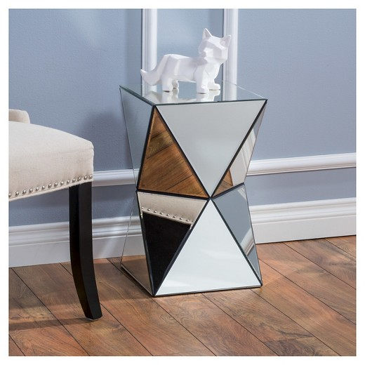 Fairfax Mirrored End Table by Christopher Knight Home from Target