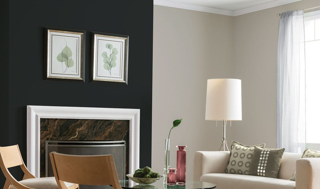 Glidden/PPG Color of the Year 2018: Deep Onyx