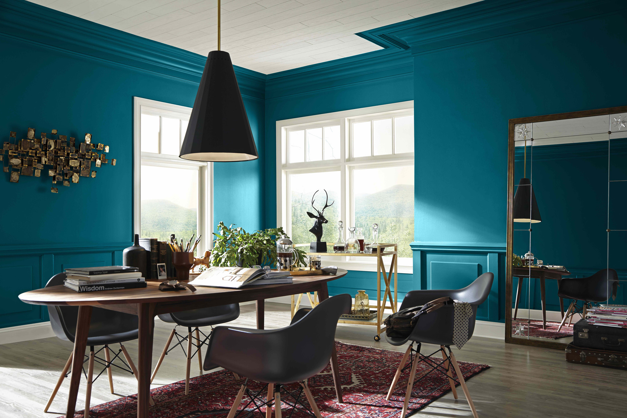Sherwin-Williams Color of the Year 2018: Oceanside