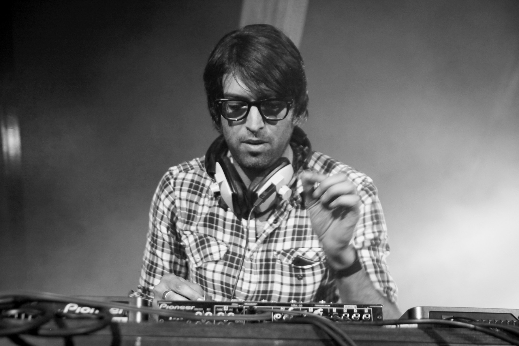 Erol Alkan, source: Livin Cool