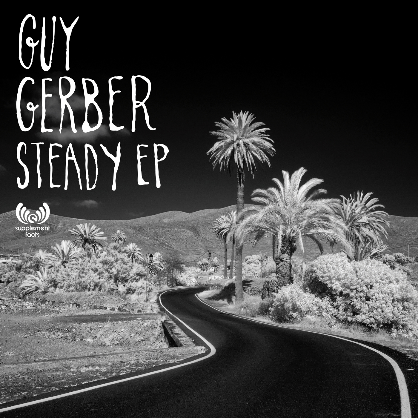 Steady EP - Guy Gerber
