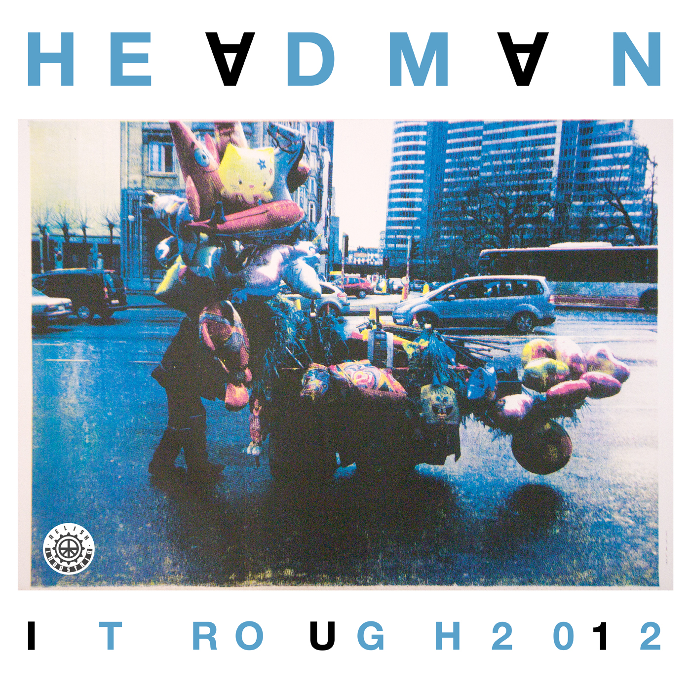 It Rough 2012 - Headman