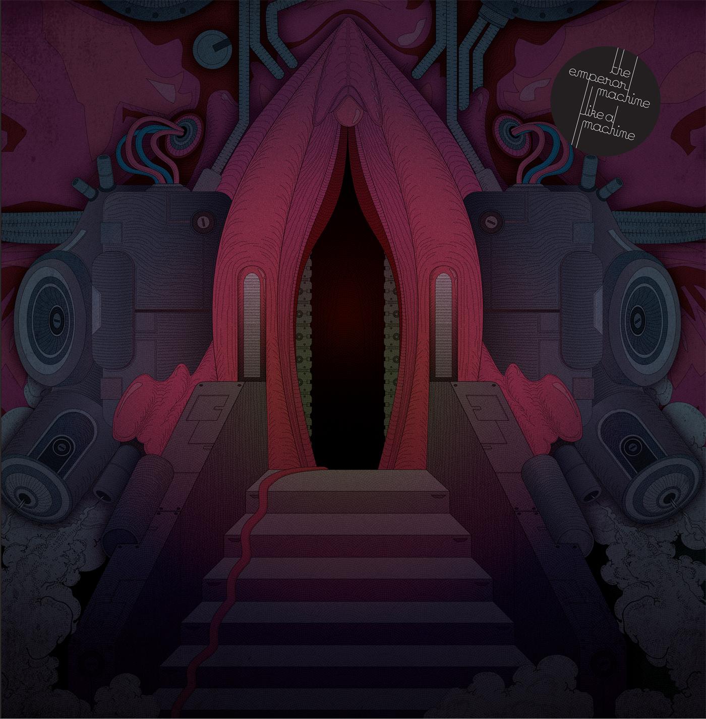 Like a Machine - The Emperor Machine