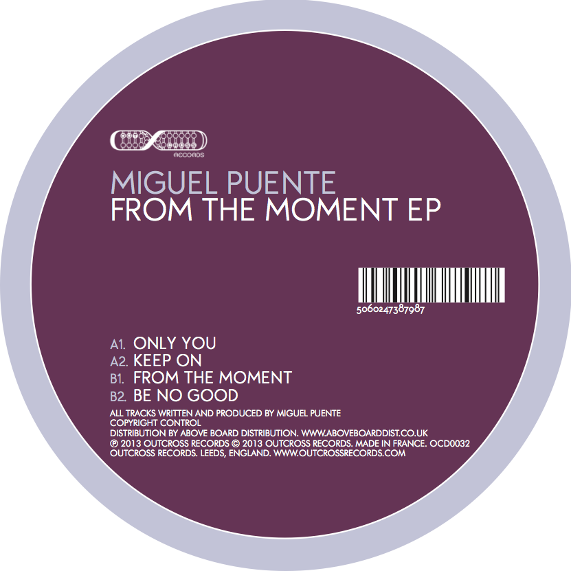 From The Moment EP - Miguel Puente