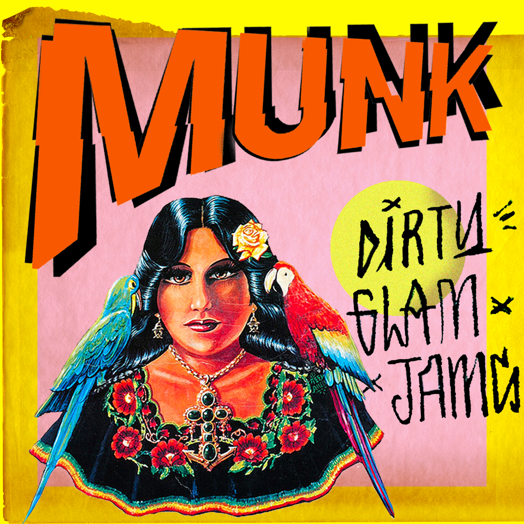 Dirty Glam Jams - Munk