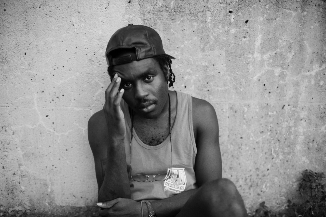 Dev Hynes, AKA Bloody Orange