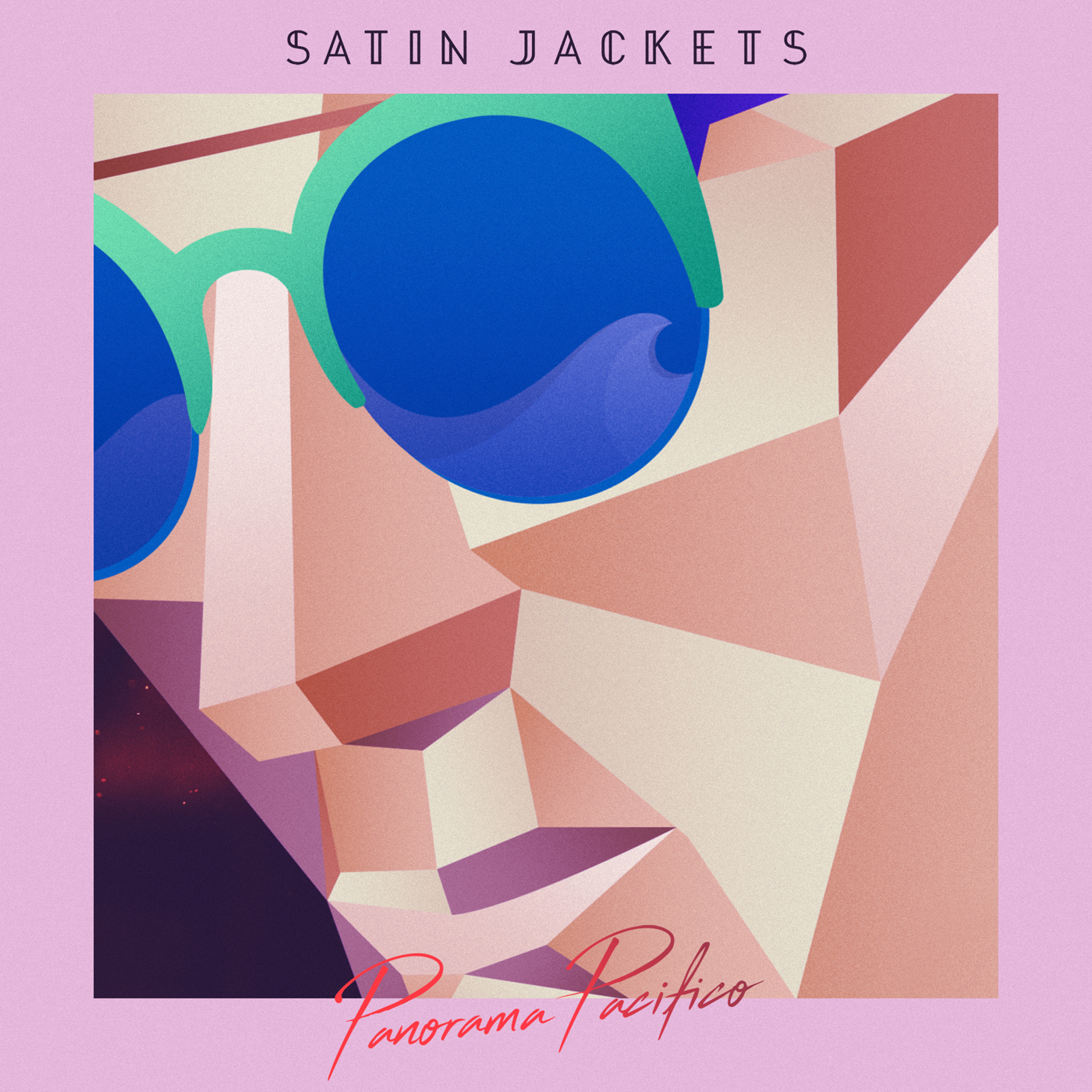 Panorama Pacifico - Satin Jackets