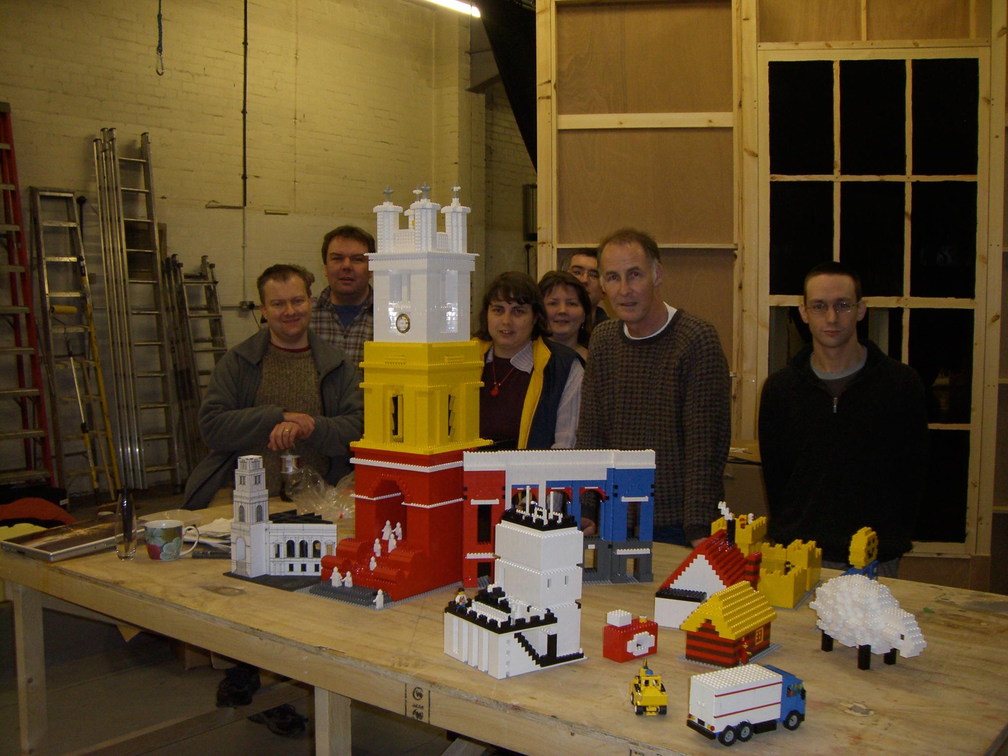 From left to right: Ed Hockaday, Steven Locke, Sian Hockaday, Teresa Elsmore, Me, David Graham and David Mackenzie