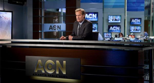 Newsroom HBO