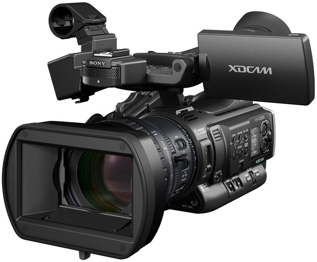 The new Sony PMW200 camcorder beats the opposition on sensor size but on the rest of the feature set it's a close call.