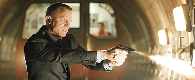 Skyfall used ArriRAW to set it's look.