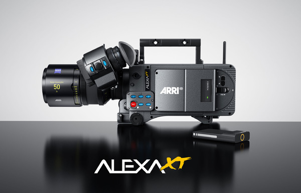 Arri has replaced its entire Alexa range (except for the original model) with the new XT with in-built recording from Codex.