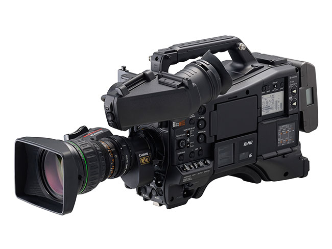 One of the longest running camera series - VariCam now in its third guise.