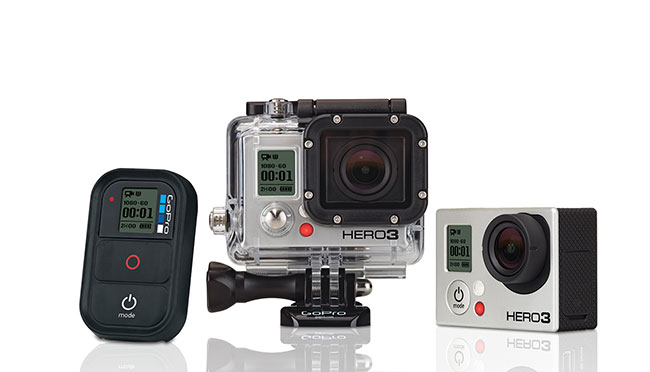 GoPro has infused a new market for camera rigs and accessories and supposedly sold more 3s in 2 months than the total of 2s!