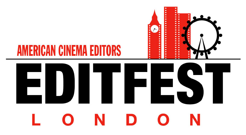 American Cinema Editors Debut EditFest London with a World-Class Line-Up of Editors