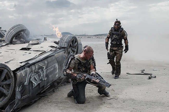 Elysium featured the first mention of something called the 'Shadow' conform.