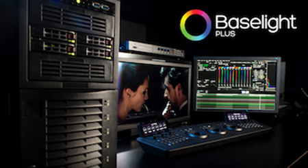 FilmLight has packaged together a new Baselight system the 'Plus'