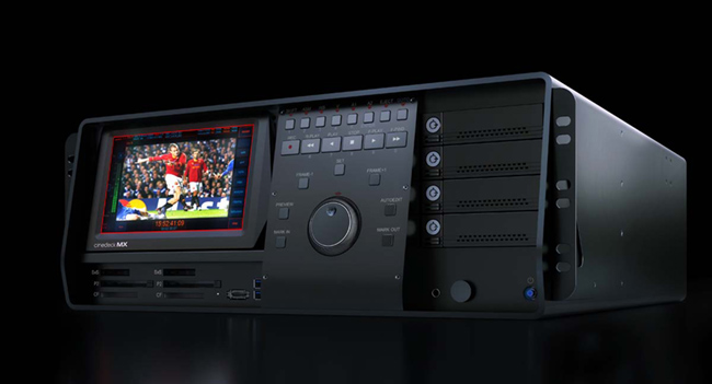 Cinedeck continue to re-invent themselves and are currently replacing VTRs in mobiles.
