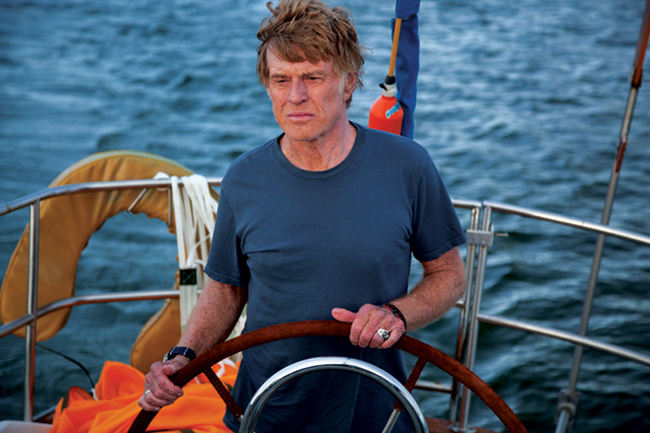 All Is Lost, starring Robert Redford was shot on an Arri Alexa with Zeiss Standard Speed, Lightweight and Angenieux Optimo Lenses, mastered to 3k. Pic Credit Credit: Daniel Daza.