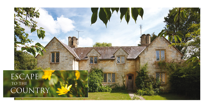 Daytime television favourite 'Escape to the Country' has moved to a more 'cinematic' look with Sony's f5 camera.