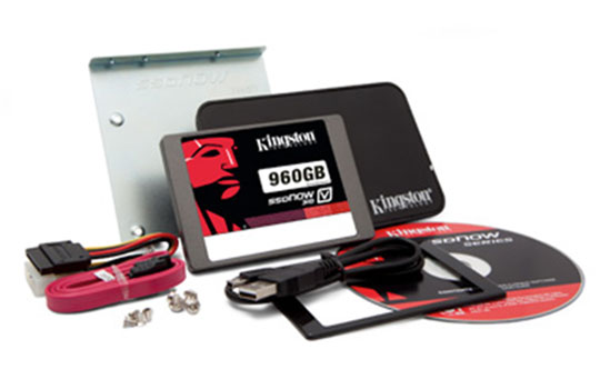 Kingston's first 'near' TB SSD is priced at £469 including VAT.