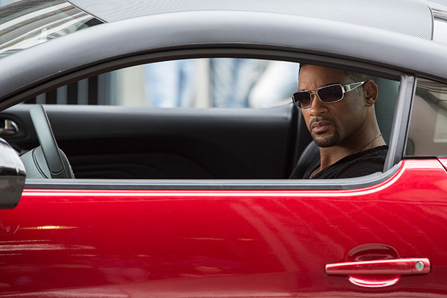 Will Smith in 'Focus'. Edited in Final Cut Pro X.