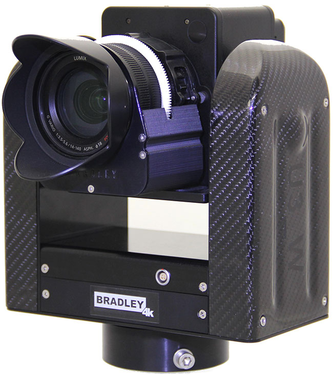 The new Bradley 4K camera is now on sale.