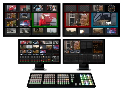 The world's first cloud-based multi-camera live TV system will be seen at this year's IBC Convention.