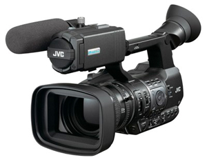 JVC's GY-HM600, now with EBU approval