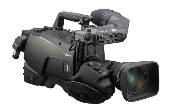 The new Sony HDC-4300 Broadcast camera will have a brand new 9.8MP sensor