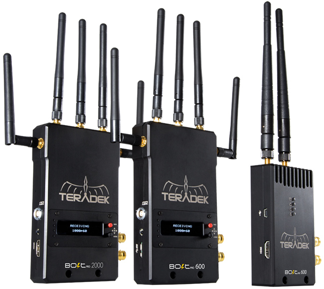 The GRAB engine turns the Bolt Pro into the world's first wireless video capture card.