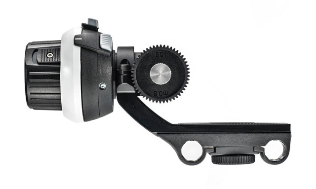 Manfrotto's new follow focus.