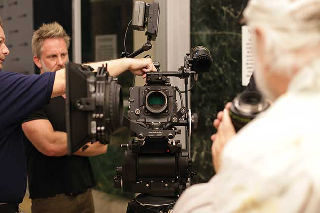 The Arri ALEXA 65 and 'that' sensor © Arri Rental.