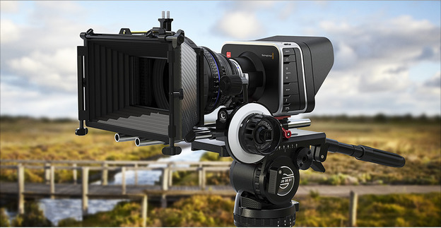 The eagerly awaited Blackmagic Design Digital Cinema Camera will be available fully loaded in the UK for £1,925.