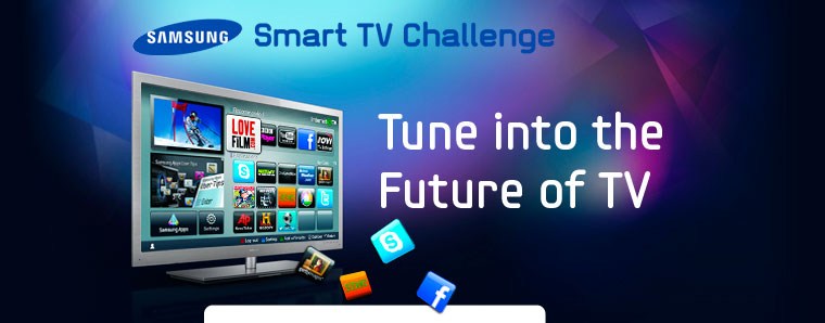 Smart TV Apps With Samsung BD-C6900 — –HOME