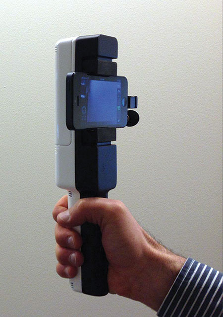 The LiveU SmartGrip. How long would you want to hold this for?
