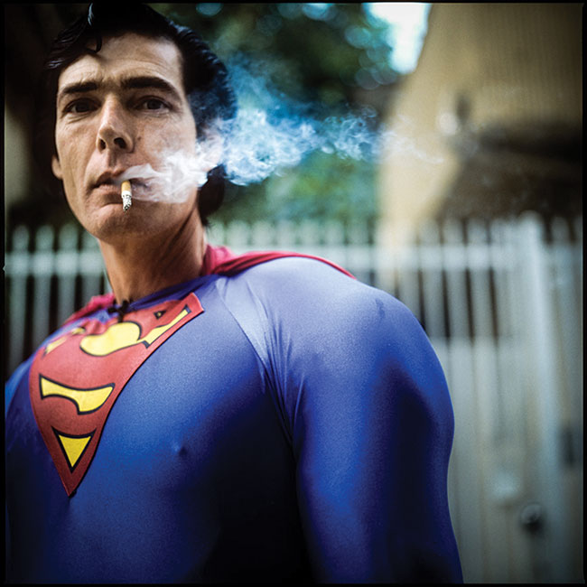 From California Is A Place – Superman.